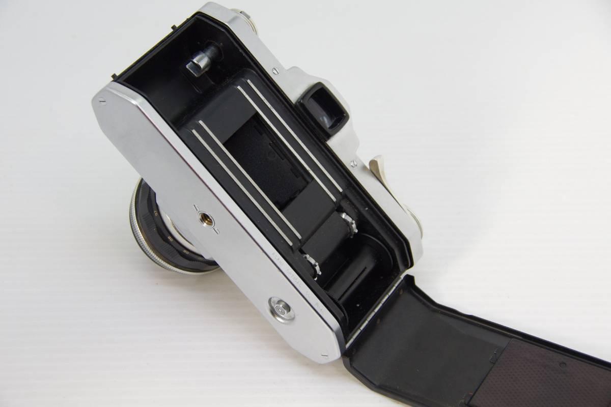 ★ジャンク★旭光学工業 アサヒ ペンタックス 初期モデル AP + Takumar 1:2 f=58mm_画像5