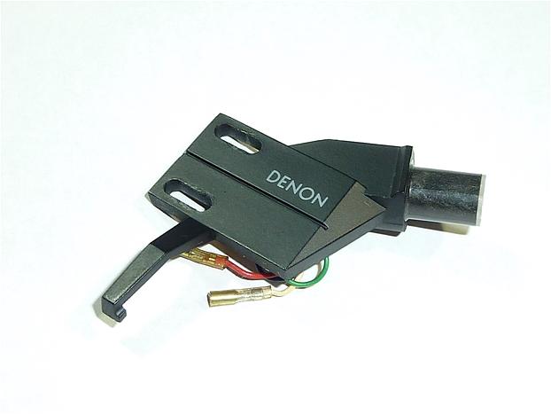 DENON PCL-40 DENONストレートアーム用のヘッドシェル 1円スタート