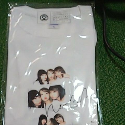 AKB48 小嶋陽菜 22market homies Tシャツ 白XL ノースリーブス