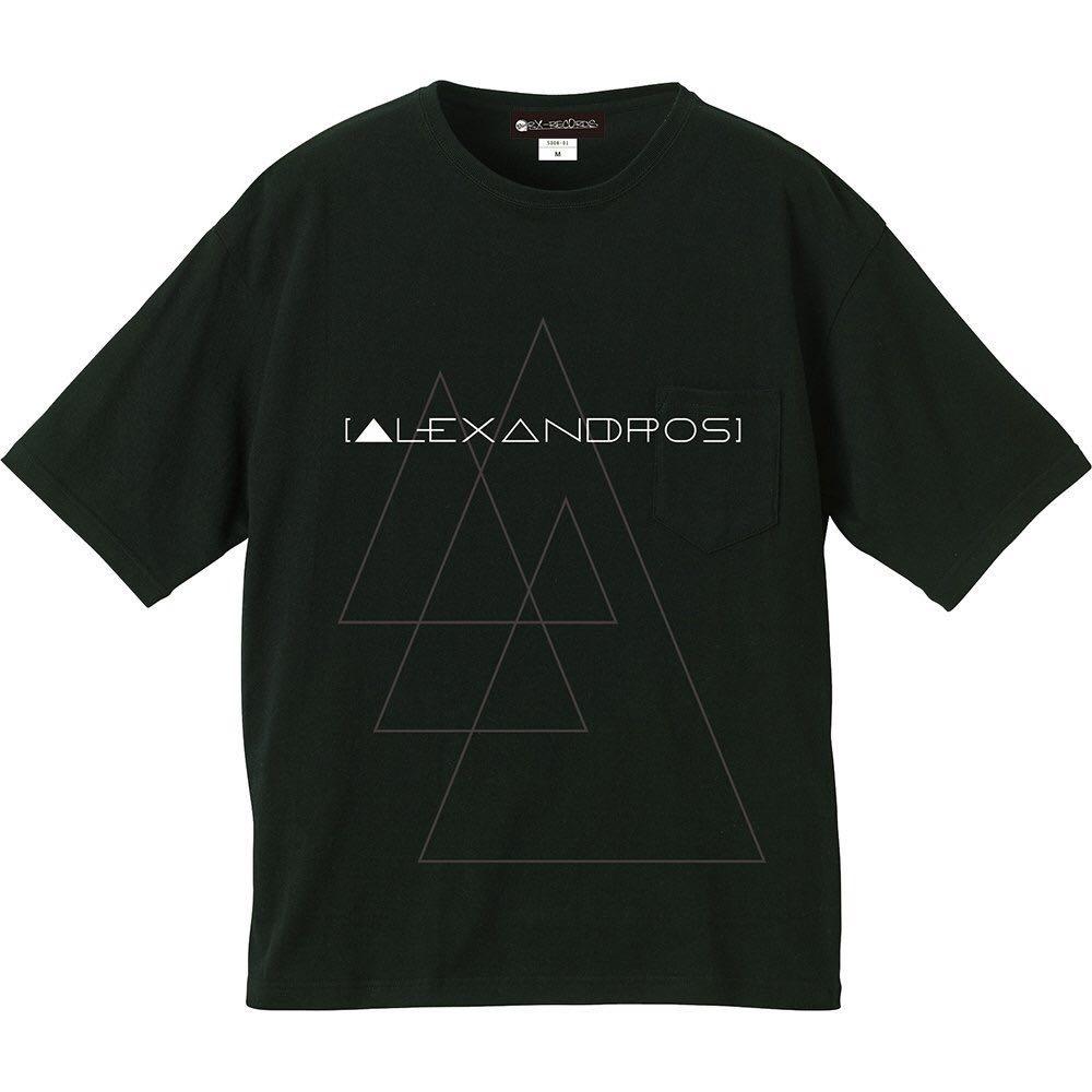 alexandros グッズ 即完売品 L 2017 夏フェス ビッグロゴT Tシャツ オーバーサイズ