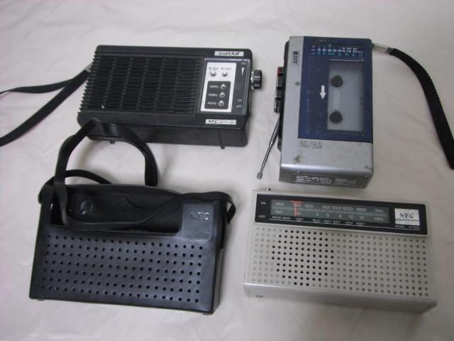 レトロラジオ SONY/ナショナル/東芝/ビクター/NEC などいろいろ13台セット_画像6