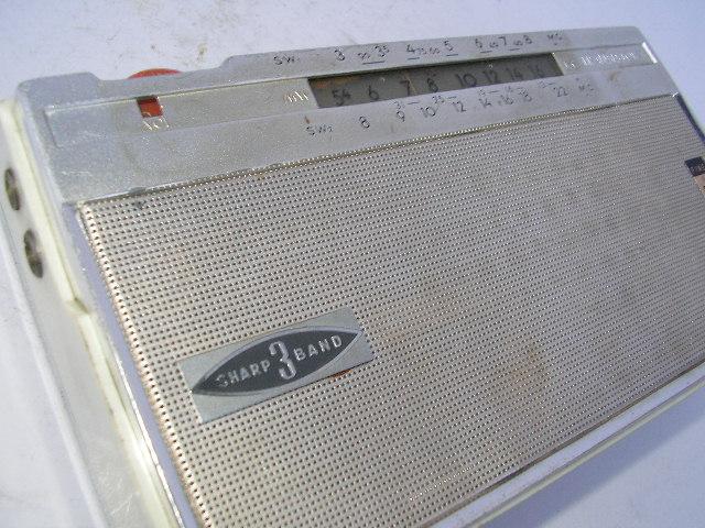 ☆シャープ BX-403 8トランジスタラジオ_画像3