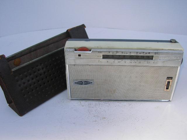 ☆シャープ BX-403 8トランジスタラジオ