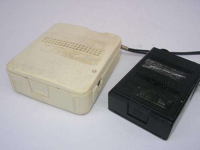☆古いラジオ2台 SONY TR-3460 TR-3550_画像3