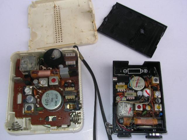 ☆古いラジオ2台 SONY TR-3460 TR-3550_画像5