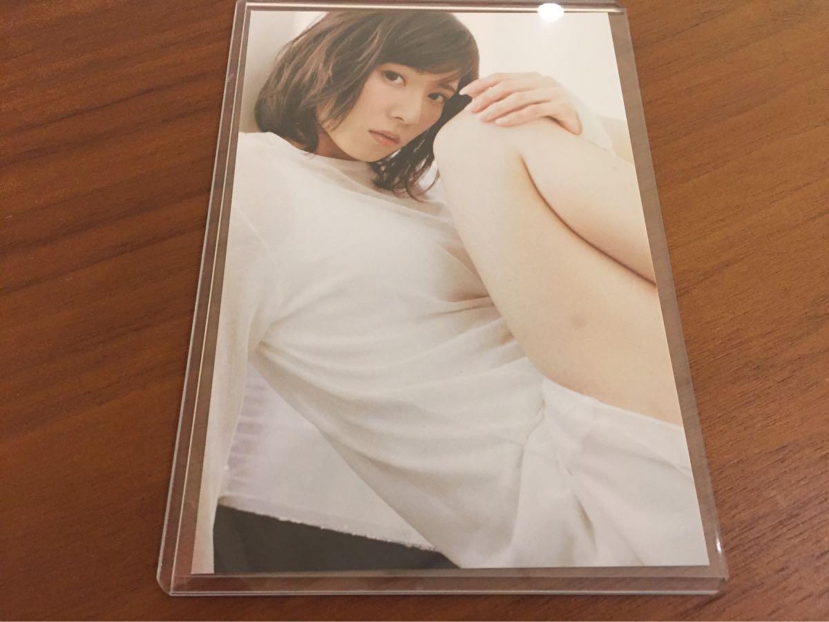 松岡茉優 ポストカード1枚 blt braph shibuya tsutaya 特典 本誌なし 渋谷 ツタヤ シブツタ