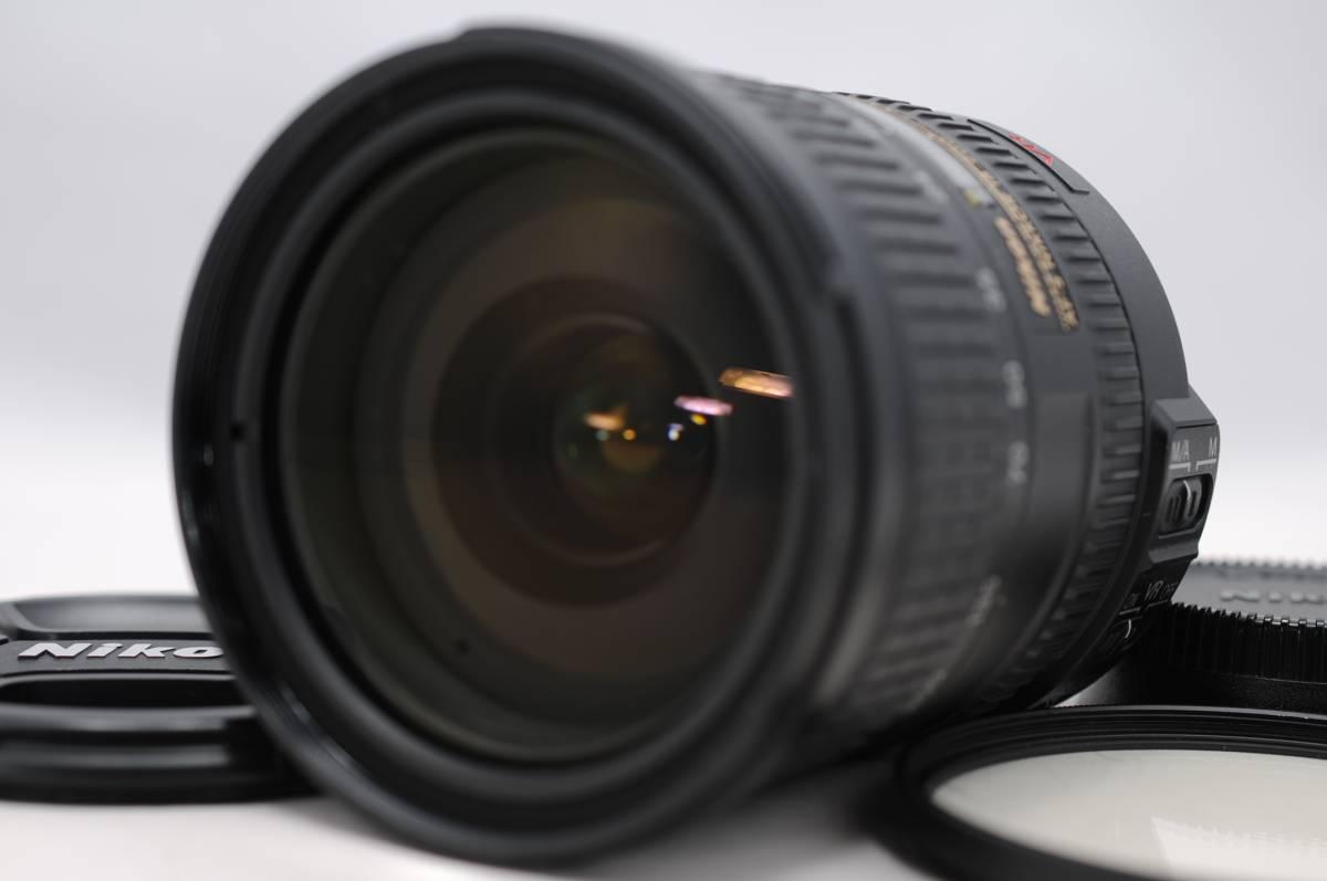 美品 NIKON ニコン AF-S DX VR Zoom-Nikkor 18-200mm F3.5-5.6G IF-ED #B16