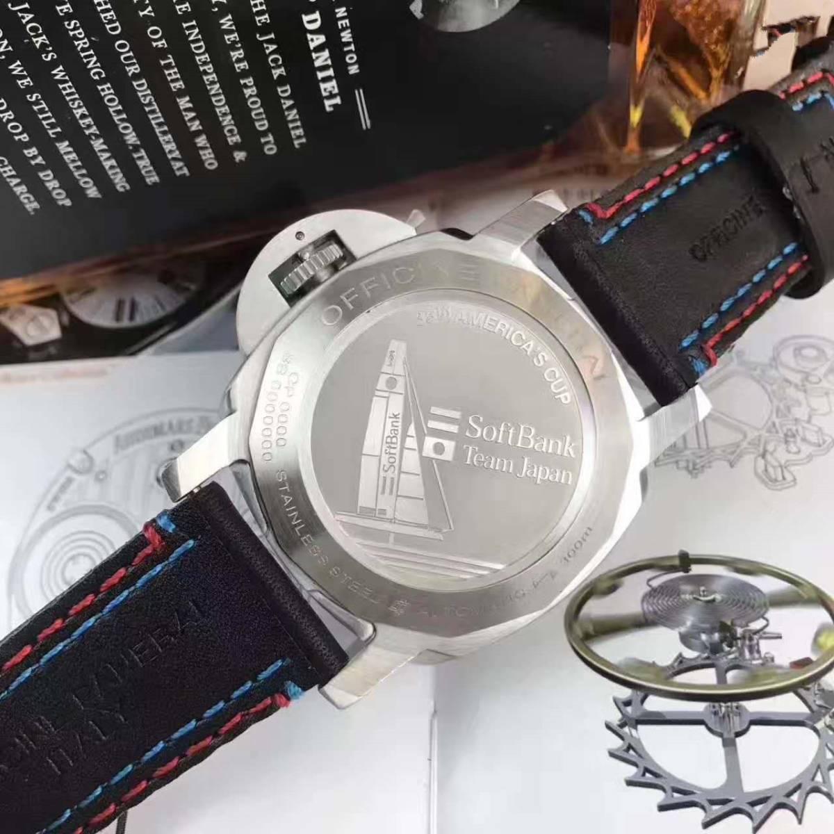 PANERAI パネライ 自動巻き 腕時計_画像3