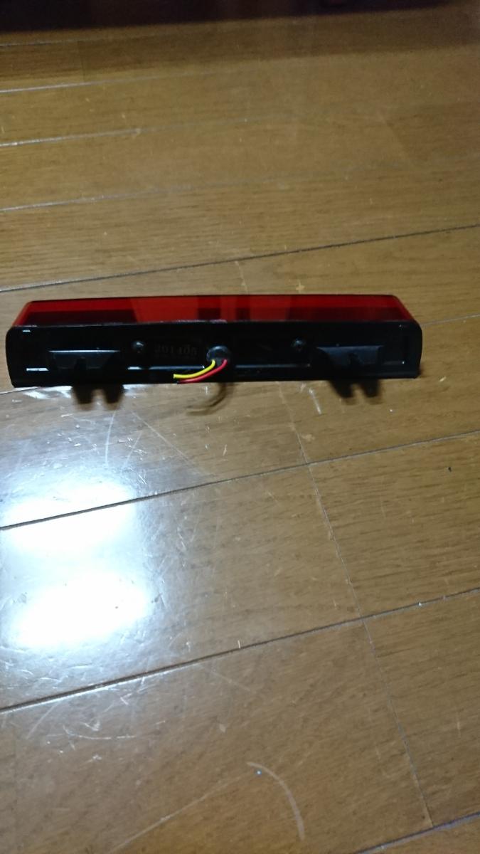 スイフトスポーツ ZC32純正リヤスポイラー用ヴァレンティ LEDハイマウントストップランプ_画像2