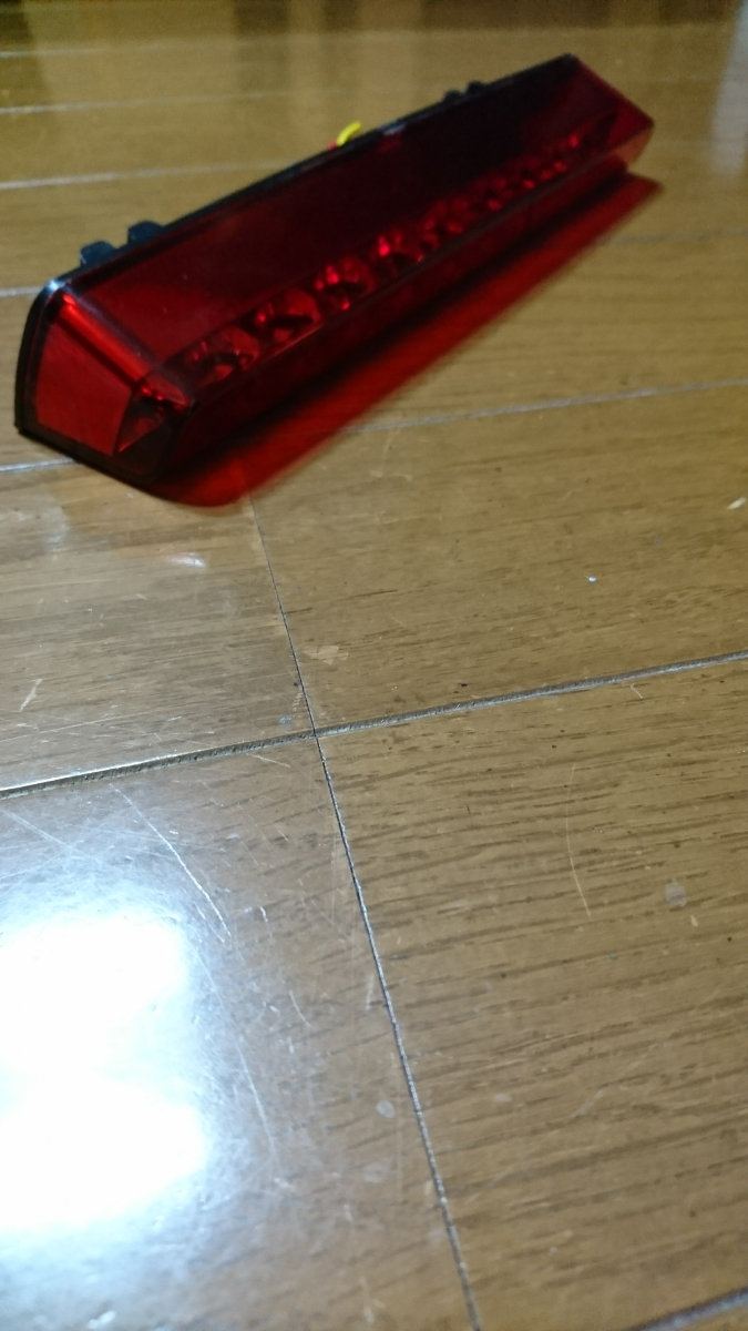 スイフトスポーツ ZC32純正リヤスポイラー用ヴァレンティ LEDハイマウントストップランプ_画像3
