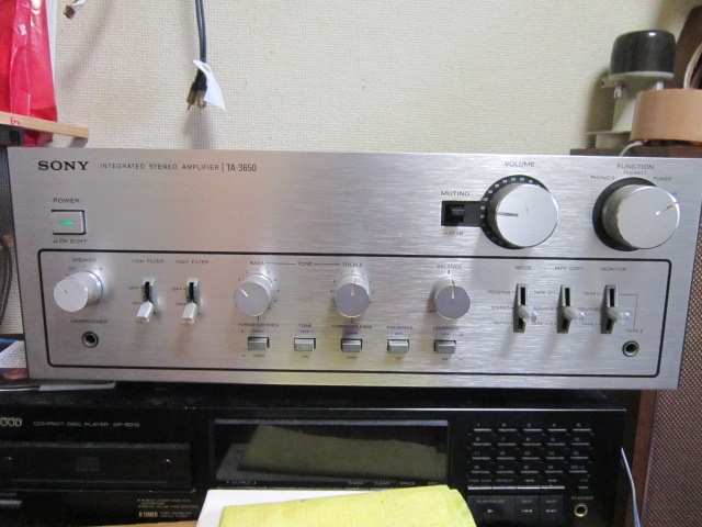 TA-3650通電確認ジャンク 送料格安
