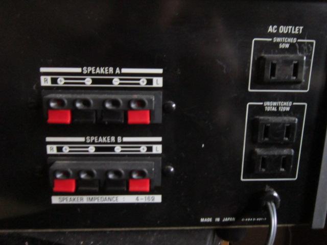 TA-3650通電確認ジャンク 送料格安_画像5