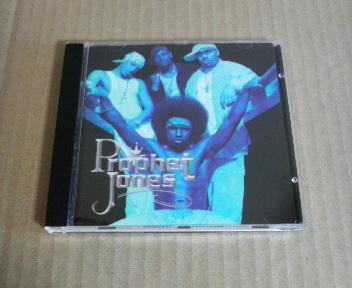 試聴■Prophet Jones■Eddie F And The Untouchables/Me-2-U/Stevie Wonder/The O'Jays_画像1
