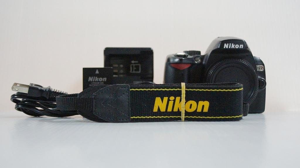 ■良品■ニコン デジタル一眼レフカメラ Nikon D60 ボディ