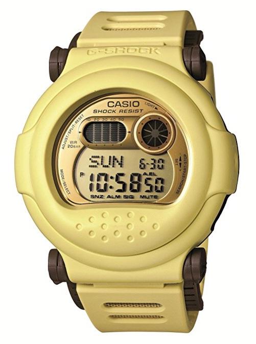 1円スタート 送込! Gショック新品未使用 国内正規品 ジェイソン Winter Gold Series ウインターゴールドシリーズ G-SHOCK G-001CB-9JF