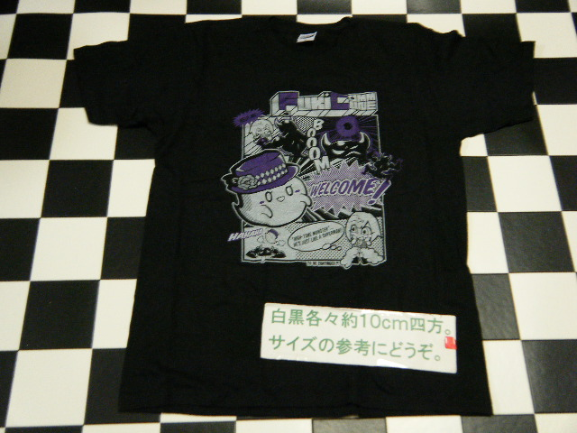 Fuki commune 新品 Tシャツ サイズL 黒 G7469