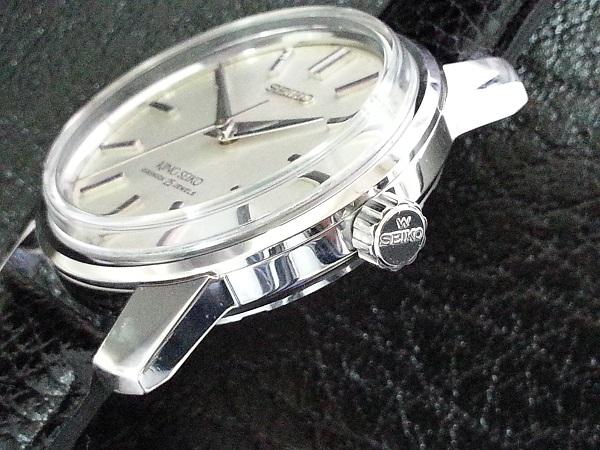 大野時計店 キングセイコー 44-9990 手巻 1966年7月製造 盾メダル 希少_画像2