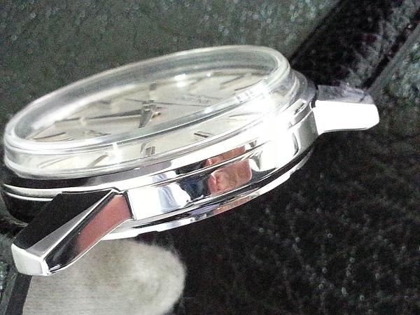 大野時計店 キングセイコー 44-9990 手巻 1966年7月製造 盾メダル 希少_画像3