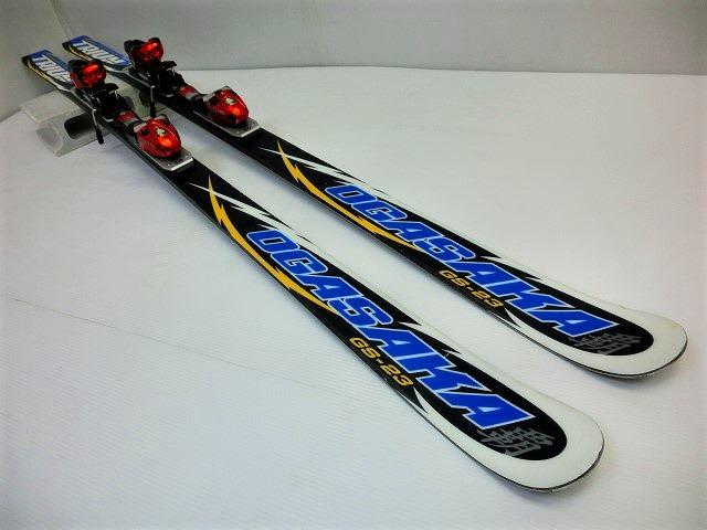 ★OGASAKA/オガサカ★TRIUN GS-23 180cm ビンディング チロリア free flex pro レーシングスキー ★_画像1