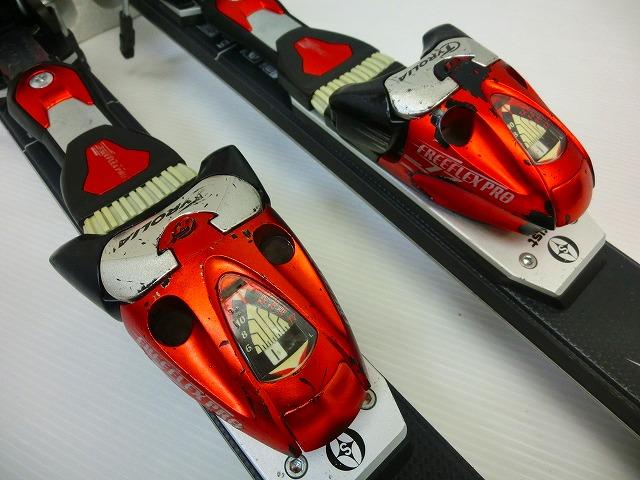 ★OGASAKA/オガサカ★TRIUN GS-23 180cm ビンディング チロリア free flex pro レーシングスキー ★_画像3