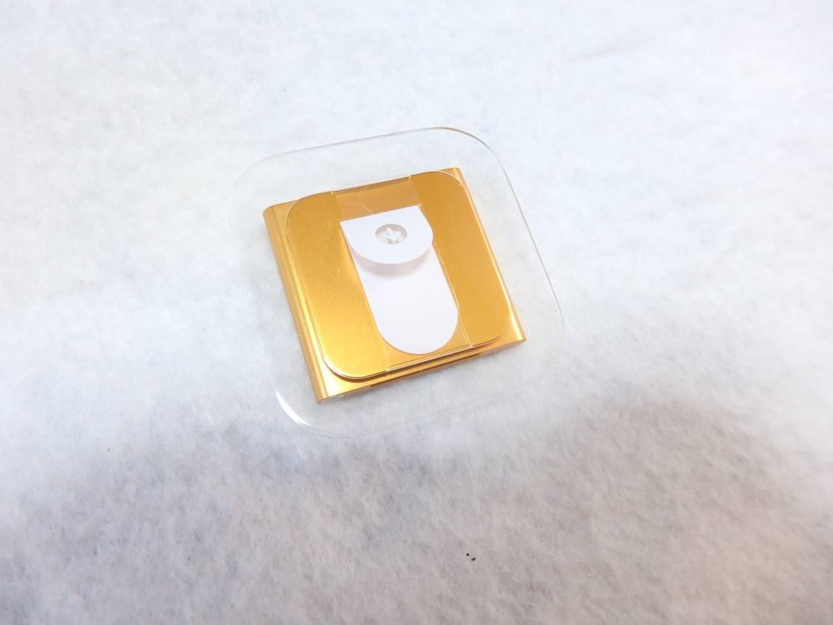 未使用 Apple iPod nano 第6世代 8GB MC691J/A_画像3
