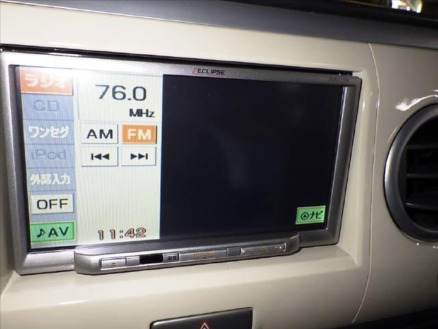 ラパン 5D X H22年 ナビ 地デジ スマートキー Pスタート 純正アルミ 卸売価格で落札チャンス_画像6