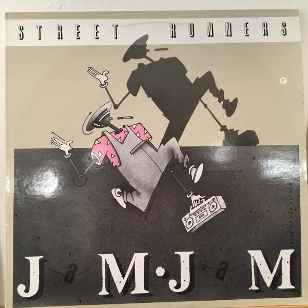☆Street Runners/Jam Jam On The Beat☆ベルギー産ELECTRO!_画像1