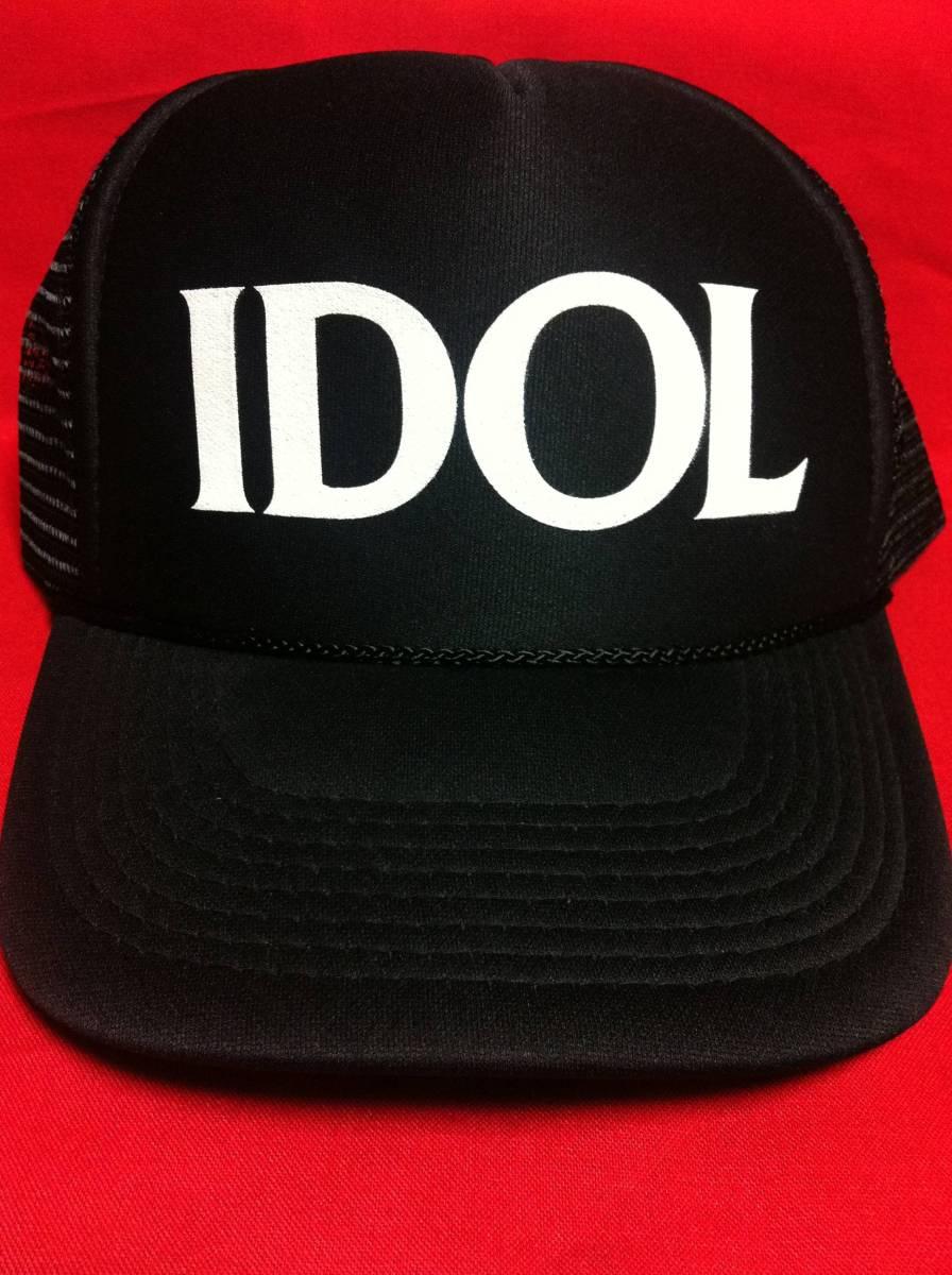 BiSH IDOL キャップ BiS