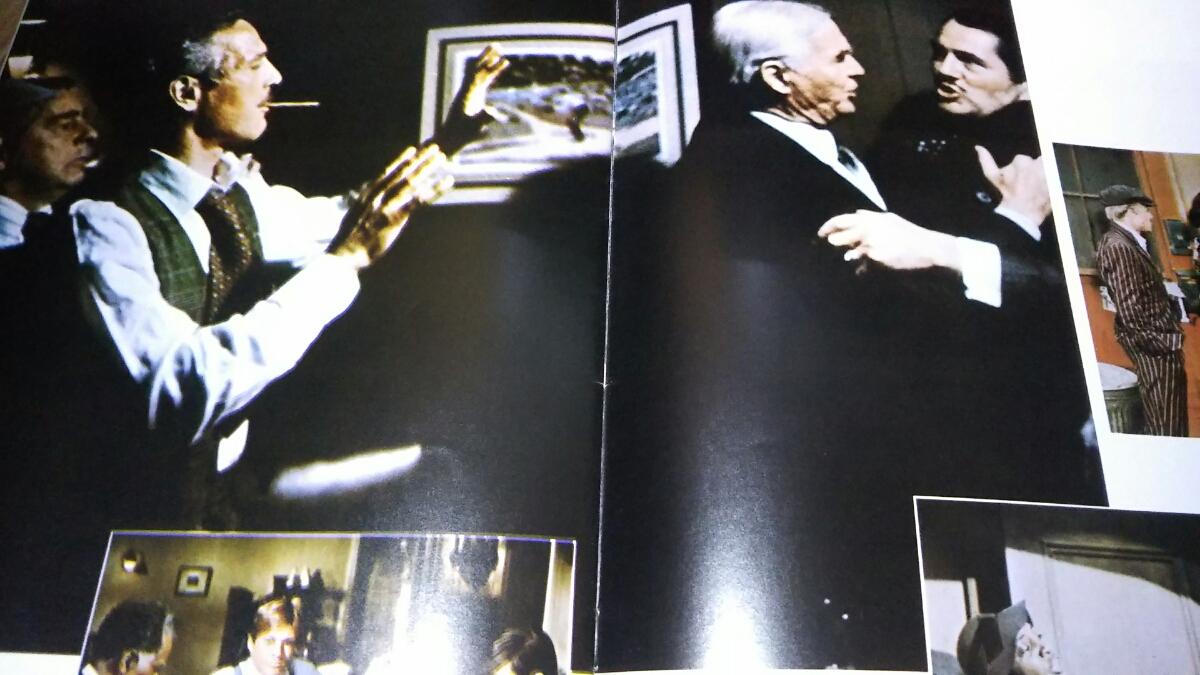 スティング…劇場用 映画パンフレット…1973年公開作品…ロバートレッドフォード ポールニューマン ロバートショー…美品_画像7
