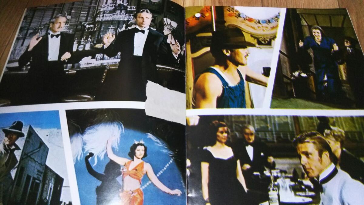 スティング…劇場用 映画パンフレット…1973年公開作品…ロバートレッドフォード ポールニューマン ロバートショー…美品_画像3