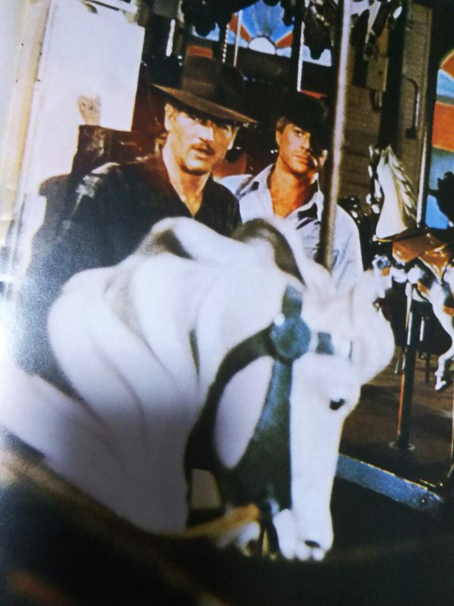 スティング…劇場用 映画パンフレット…1973年公開作品…ロバートレッドフォード ポールニューマン ロバートショー…美品_画像2