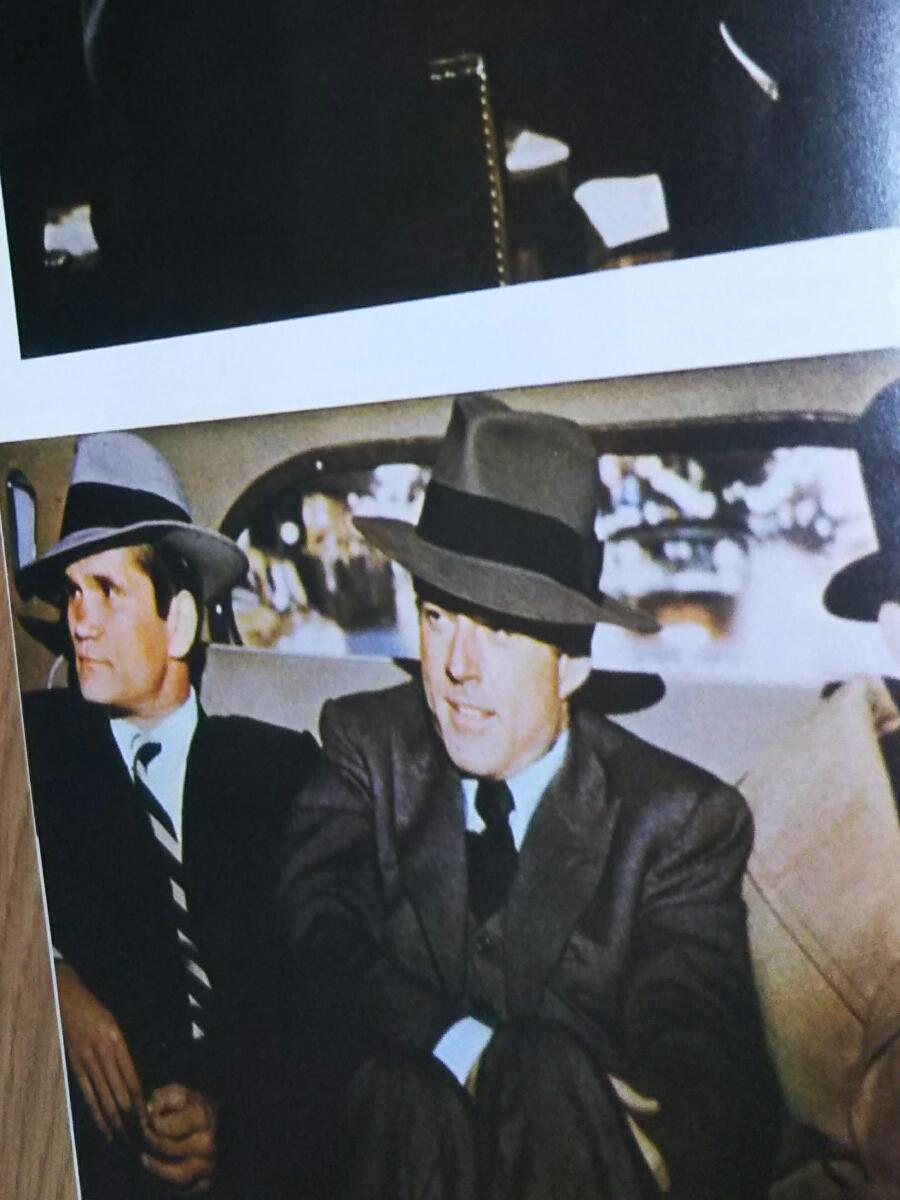 スティング…劇場用 映画パンフレット…1973年公開作品…ロバートレッドフォード ポールニューマン ロバートショー…美品_画像8