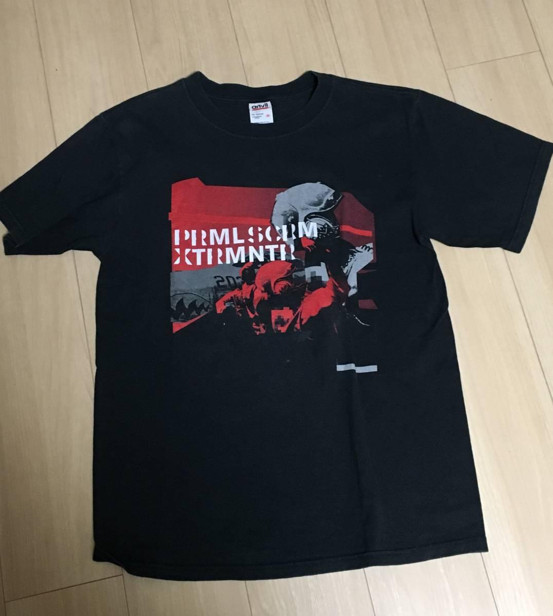 当時物 プライマルスクリーム PRPRIMAL SCREAM  ビンテージ バンドTシャツ