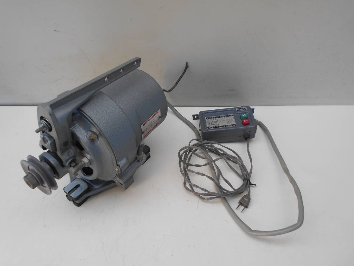Enjoyable Brother Industry Clutch Motors Ichi Attaching Md 342 100V 200W Real Wiring Cloud Strefoxcilixyz
