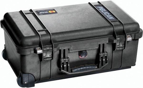 PELICAN ペリカン ハードケース 1514 ディバイダータイプ 22L ブラック カメラケース 1510-004-110 機内持ち込み