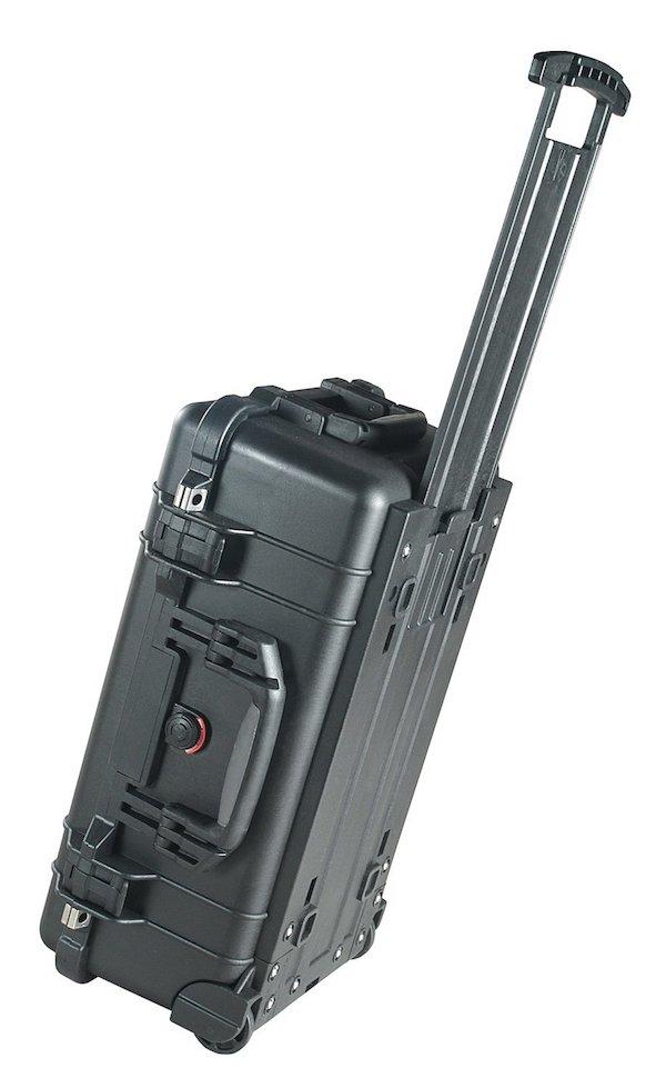 PELICAN ペリカン ハードケース 1514 ディバイダータイプ 22L ブラック カメラケース 1510-004-110 機内持ち込み_画像2
