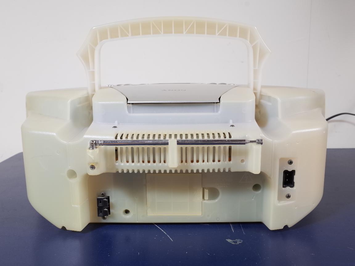 SONY ZS-M35 パーソナルMDシステム ラジオMD&CD ラジカセ形状_画像4