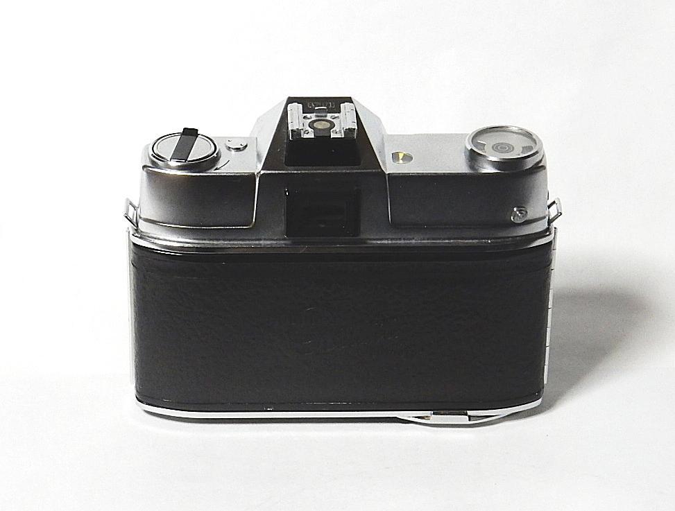 コダック レチナレフレックスⅣ KODAK RETINA REFLEX Ⅳ クセノン50mm 1.9、テレクセナ135mm F4 皮ケース付 きれいな動作品  おまけ付き_画像5