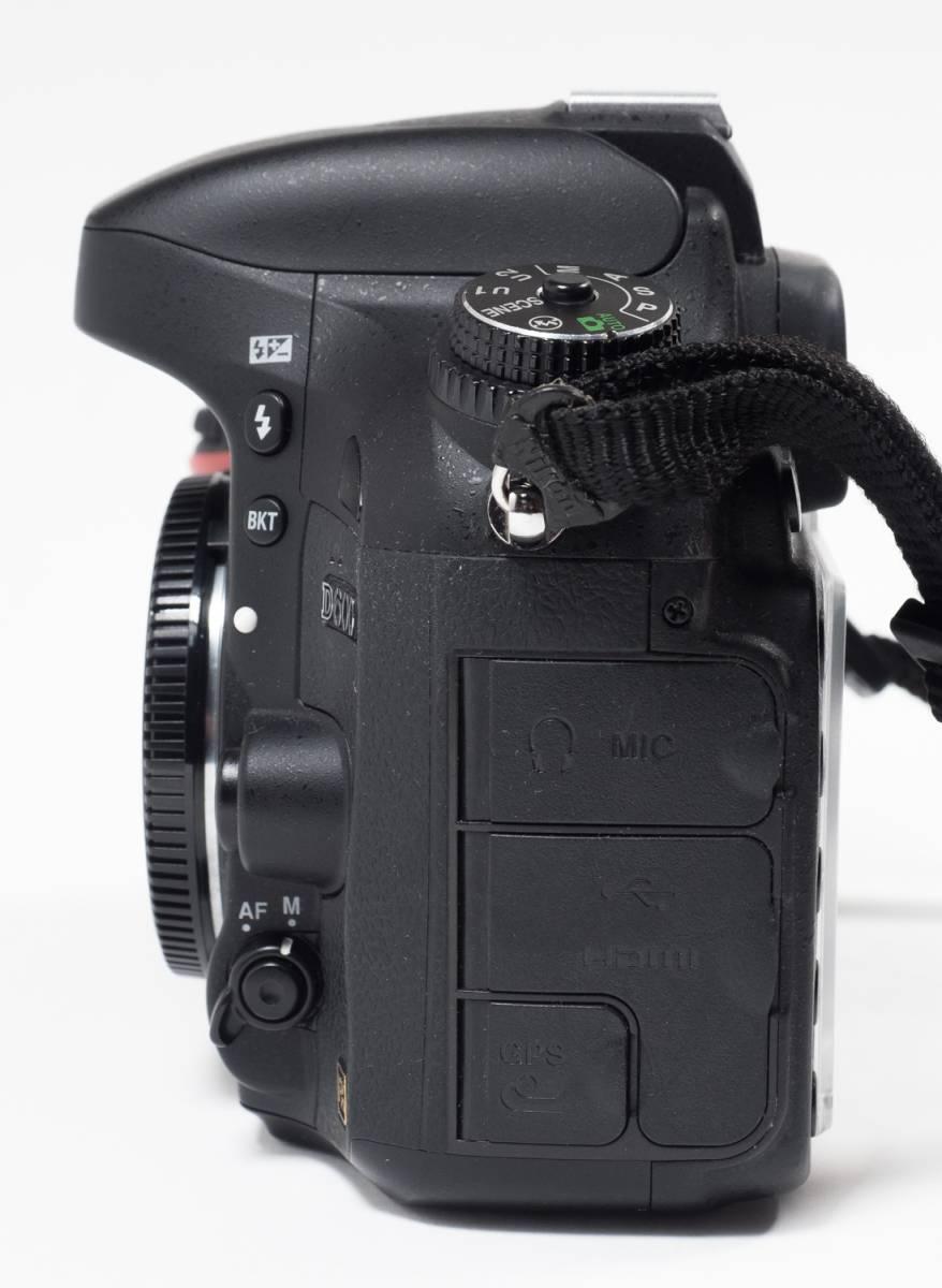 ●ニコン NIKON D600ボディ おまけ付き センサークリーニング済み 完動品(美USED) 22617_画像7