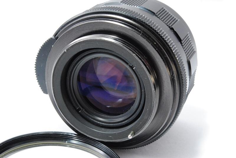 ◆ジャンク ASAHI PENTAX アサヒ ペンタックスS2  レンズ付◆_画像10