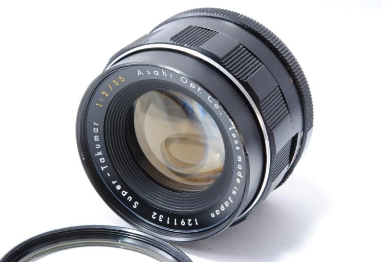 ◆ジャンク ASAHI PENTAX アサヒ ペンタックスS2  レンズ付◆_画像9
