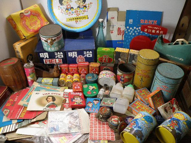 86 パッケージ 色々 まとめて 箱 缶 瓶 / 昭和レトロ 広告 看板 古い 昔