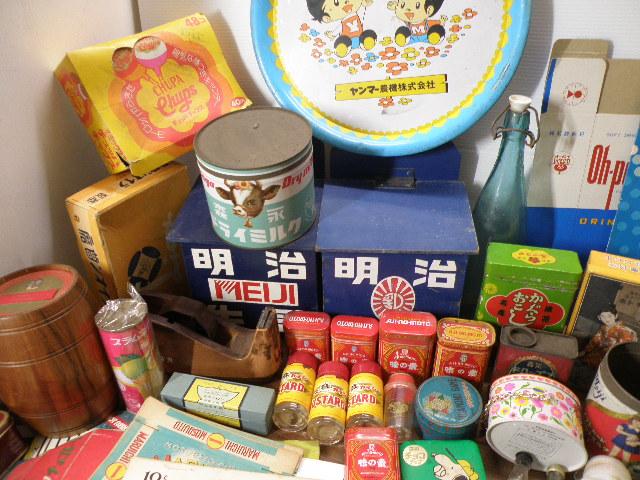 86 パッケージ 色々 まとめて 箱 缶 瓶 / 昭和レトロ 広告 看板 古い 昔_画像2
