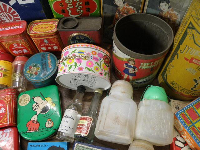 86 パッケージ 色々 まとめて 箱 缶 瓶 / 昭和レトロ 広告 看板 古い 昔_画像5
