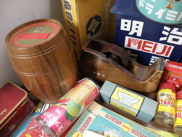 86 パッケージ 色々 まとめて 箱 缶 瓶 / 昭和レトロ 広告 看板 古い 昔_画像3