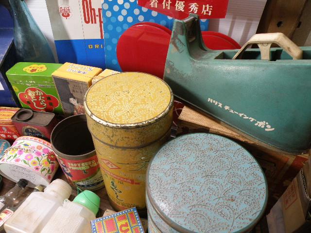86 パッケージ 色々 まとめて 箱 缶 瓶 / 昭和レトロ 広告 看板 古い 昔_画像7