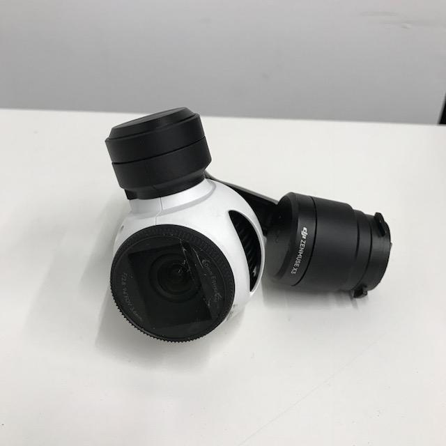 Zenmuse X3 カメラ ジャンク品(墜落機)_画像2