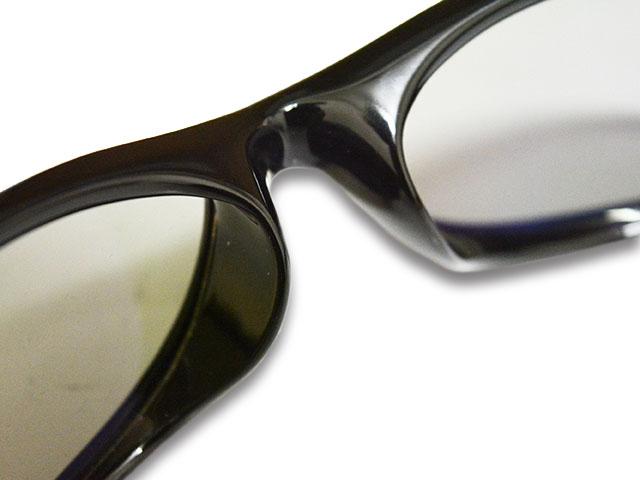 【SKULL FLIGHT/スカルフライト】180 Shade Photochromatic Polarized Lens/180シェード調光偏光レンズ(BR)ハーレー/バイク/サングラス_画像7