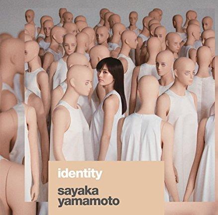 山本彩 2ndアルバムCD 『identity』 初回盤 DVD付 新品未開封品 NMB48