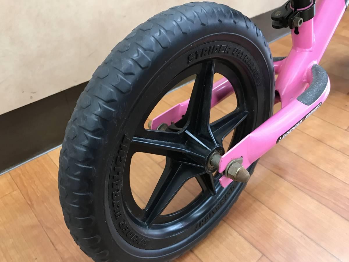 【ストライダー STRIDER ピンク】_画像4